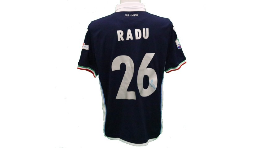 Radu's Match-Issue/Worn and Signed Shirt, Tim Cup Final