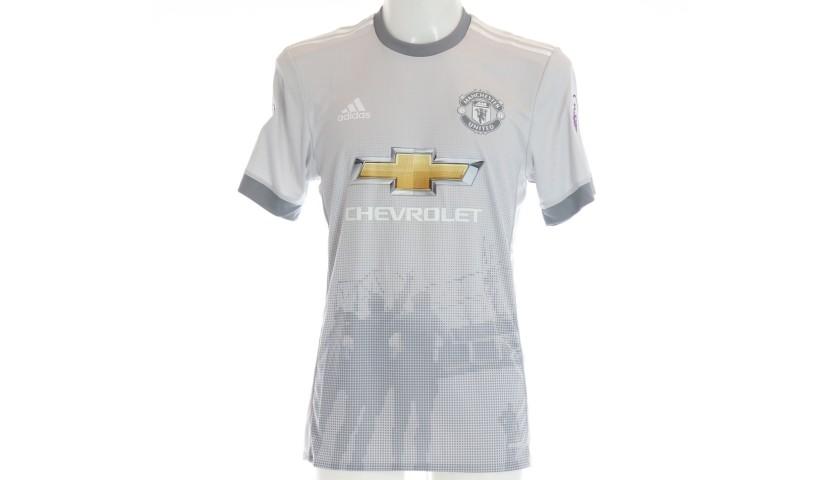 Rashford's Match Kit, West Ham-Man Utd 2018