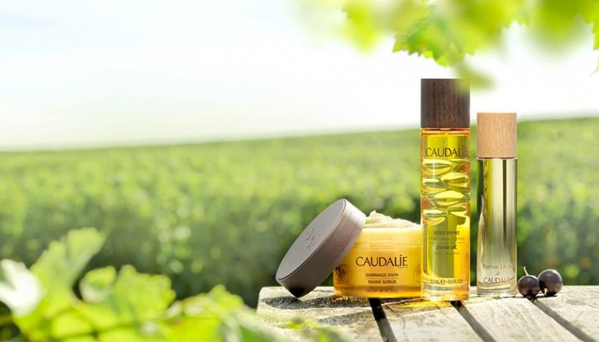 Hello, Gorgeous. Caudalie Skincare Package