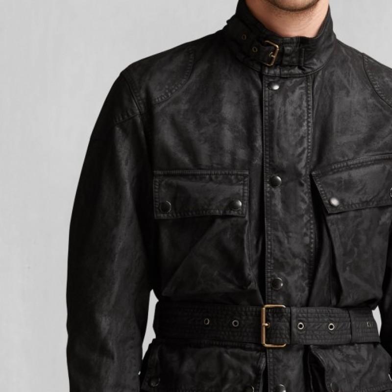 Belstaff Limited Edition Jacket Signed by David Beckham