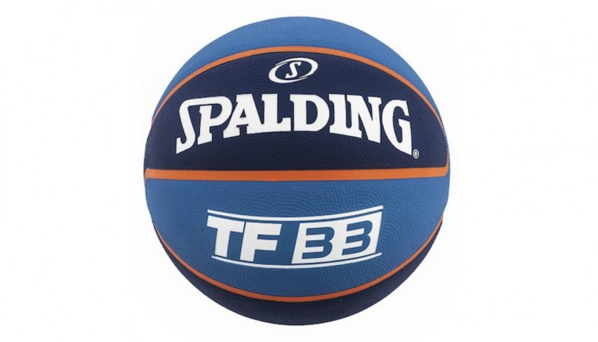 Spalding NBA 3X Basketball