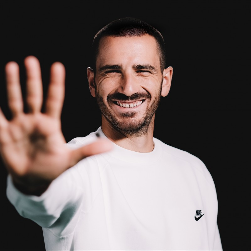 Enjoy the Juventus-Lecce Match and Meet Leo Bonucci