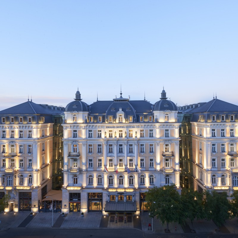 4 Nights at The Corinthia Hotel Budapest Plus Airfare