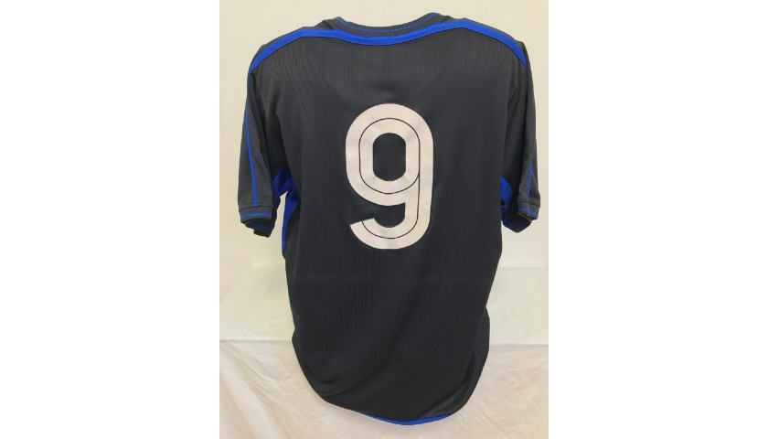 Hasselbaink's Chelsea F.C Match Shirt, 2003/2004