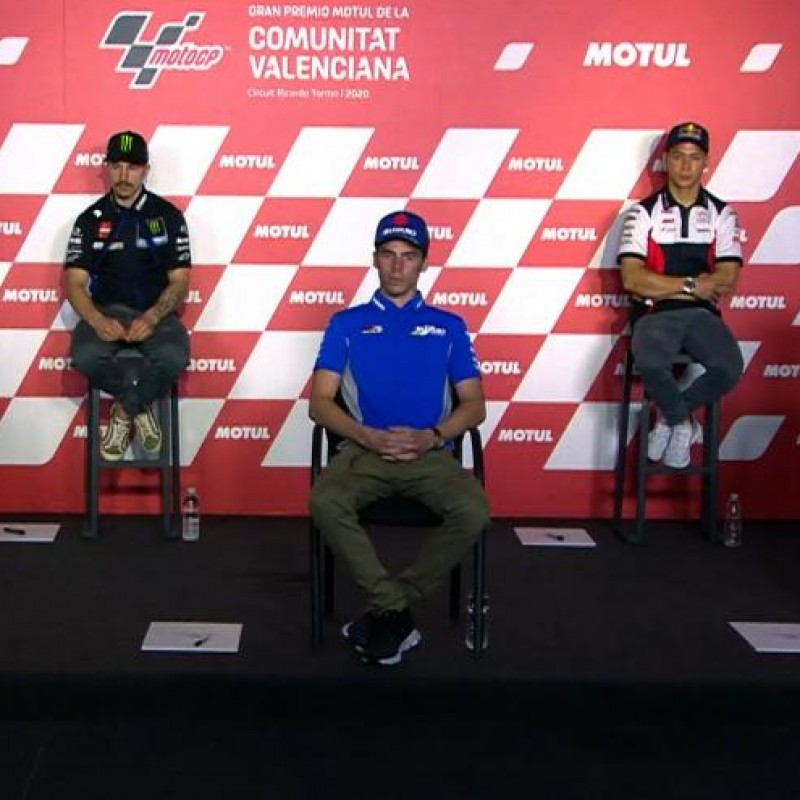 TWFL Press Conference Experience In Valencia