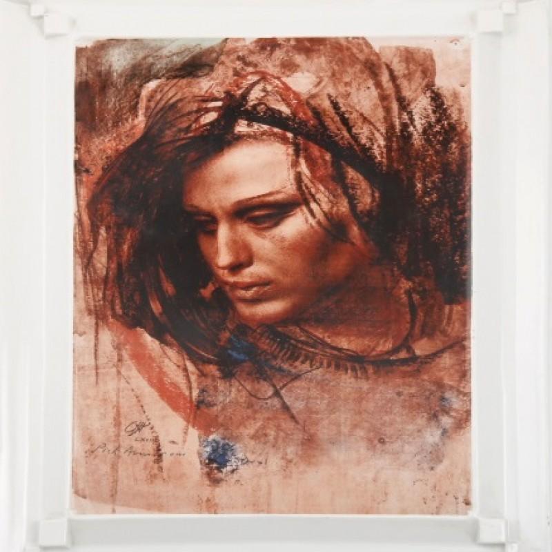 """""""Eva Madre"""" by Pietro Annigoni"""