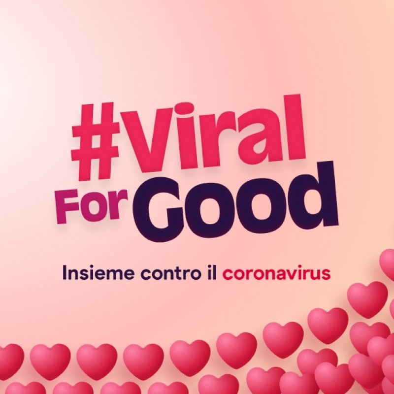 #ViralForGood - United Against Coronavirus