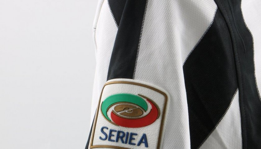 Official Pirlo Juventus shirt, Serie A 14/15 - signed