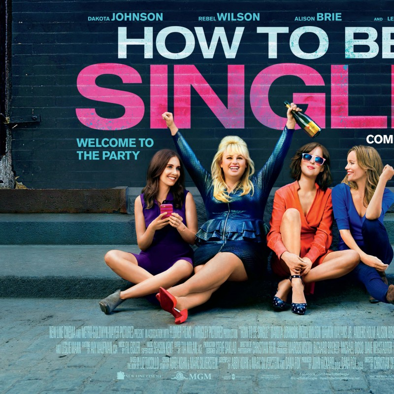 How To Be Single European Red Carpet Premiere, London, 9/2/2016 - 2/2