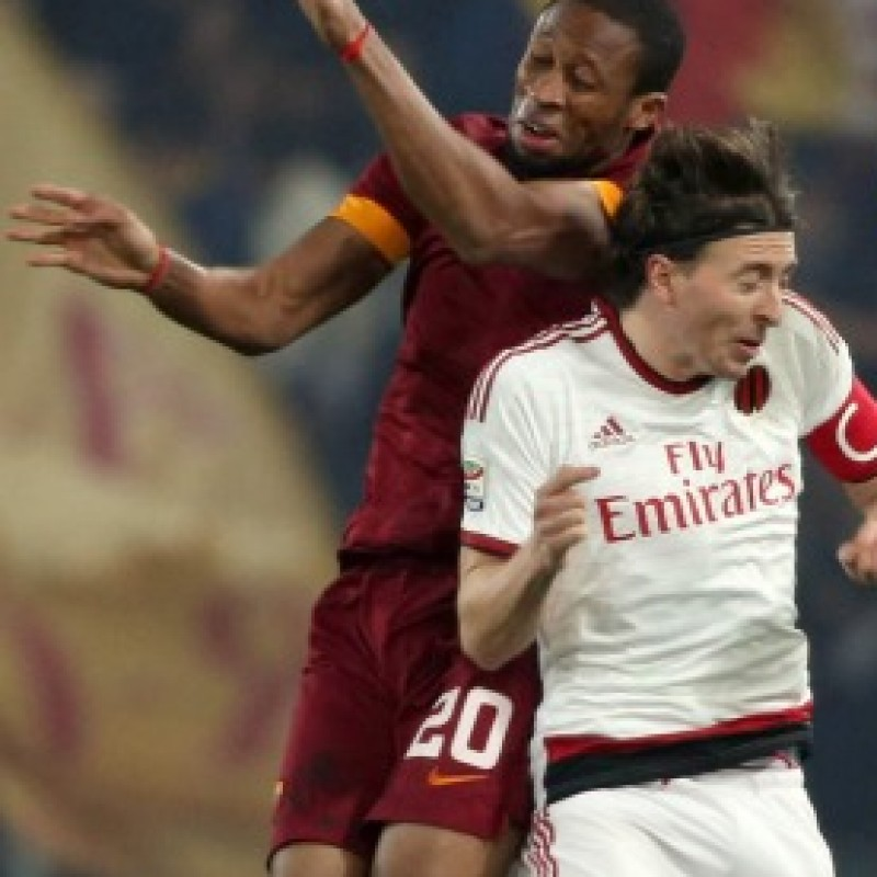 Roma-Milan Match-Day Transfer with the Team and 2 tickets
