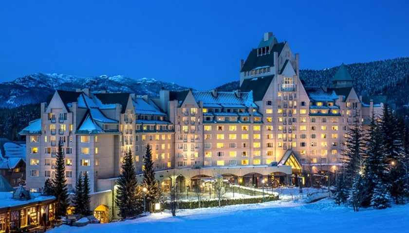 5-Night Suite Stay at Fairmont Chateau Whistler