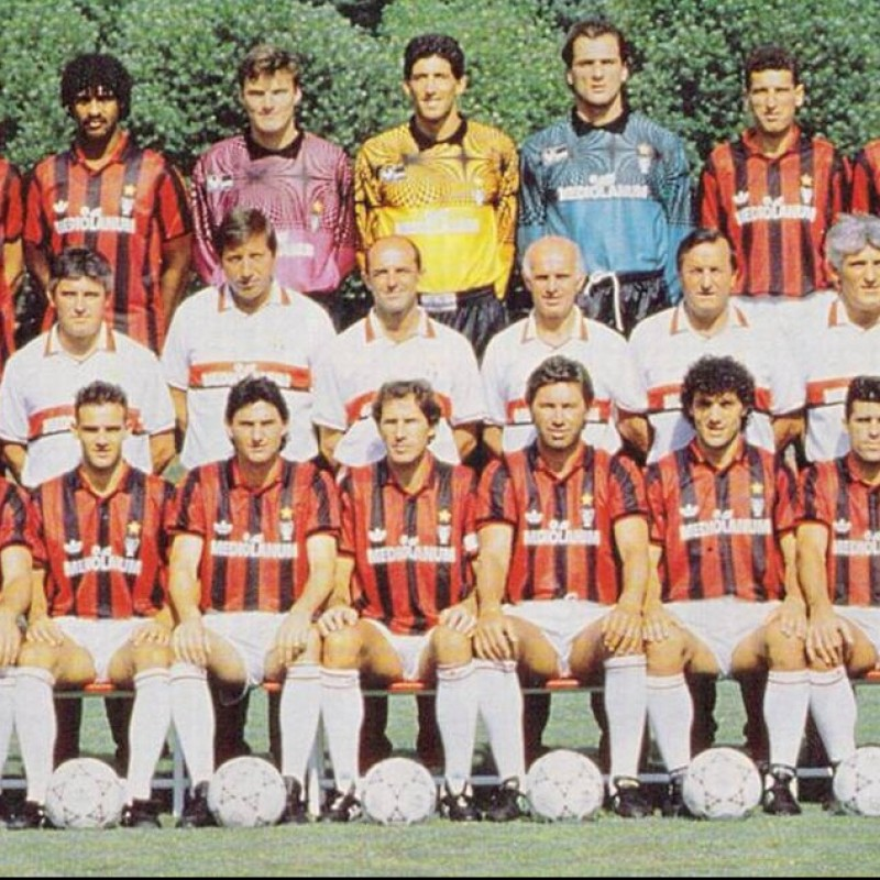 AC Milan Training Shirt, 1990/92