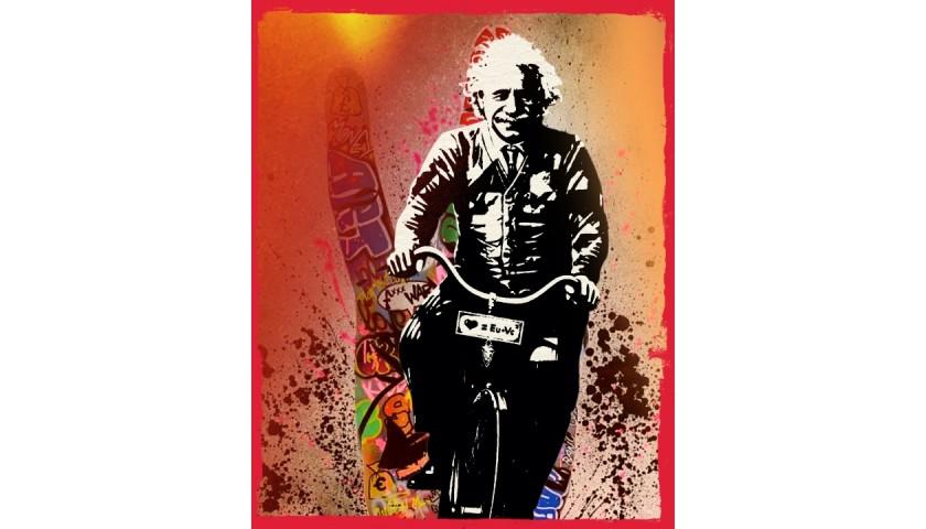"""Victory vs Banksy"" by Mr Ogart"