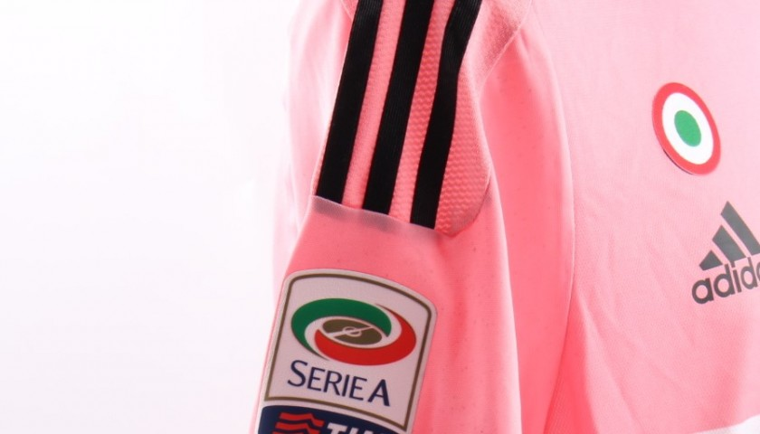 match worn pereyra shirt hellas juventus serie a 8 05 unwashed charitystars. Black Bedroom Furniture Sets. Home Design Ideas