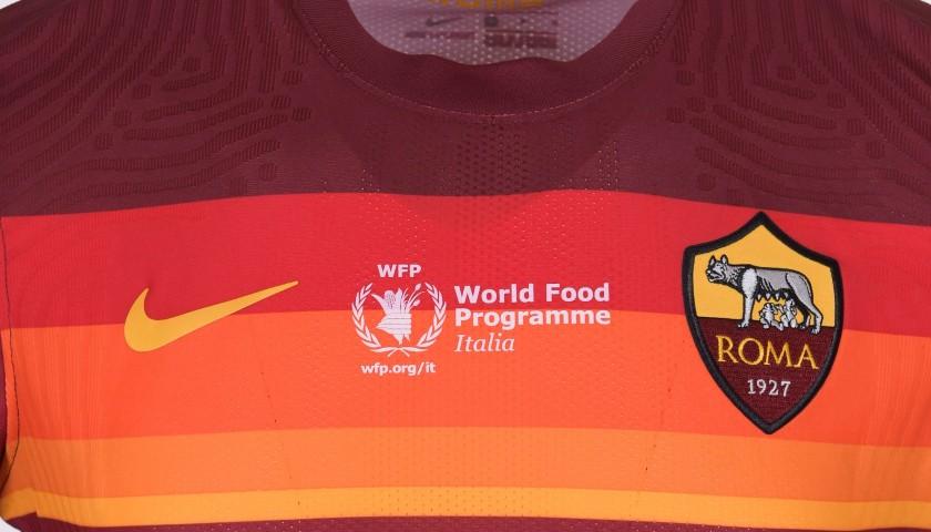Mkhitaryan's Worn Shirt, Roma-Torino - WFP Special