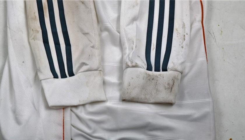 Ronaldo's UNWASHED Match-Worn Shirt