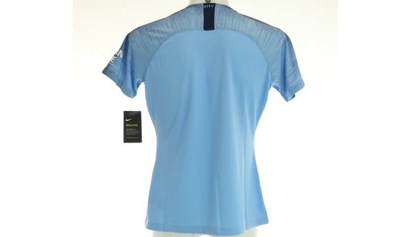 Jill Scott Official 2018/19 Manchester City Home Shirt