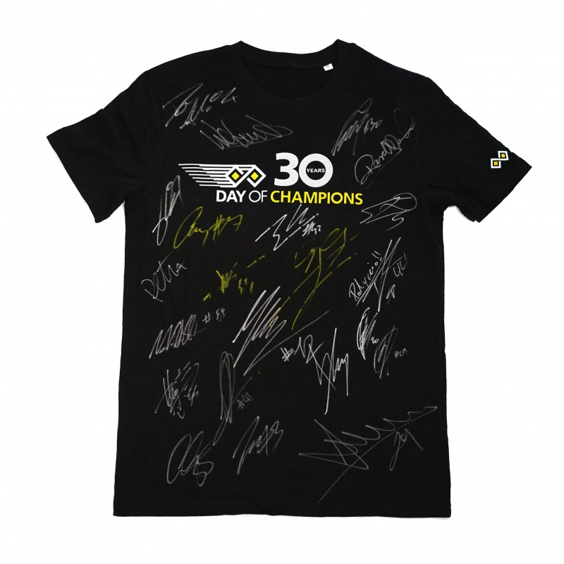 Signed 30th 'DoC' Anniversary Tee