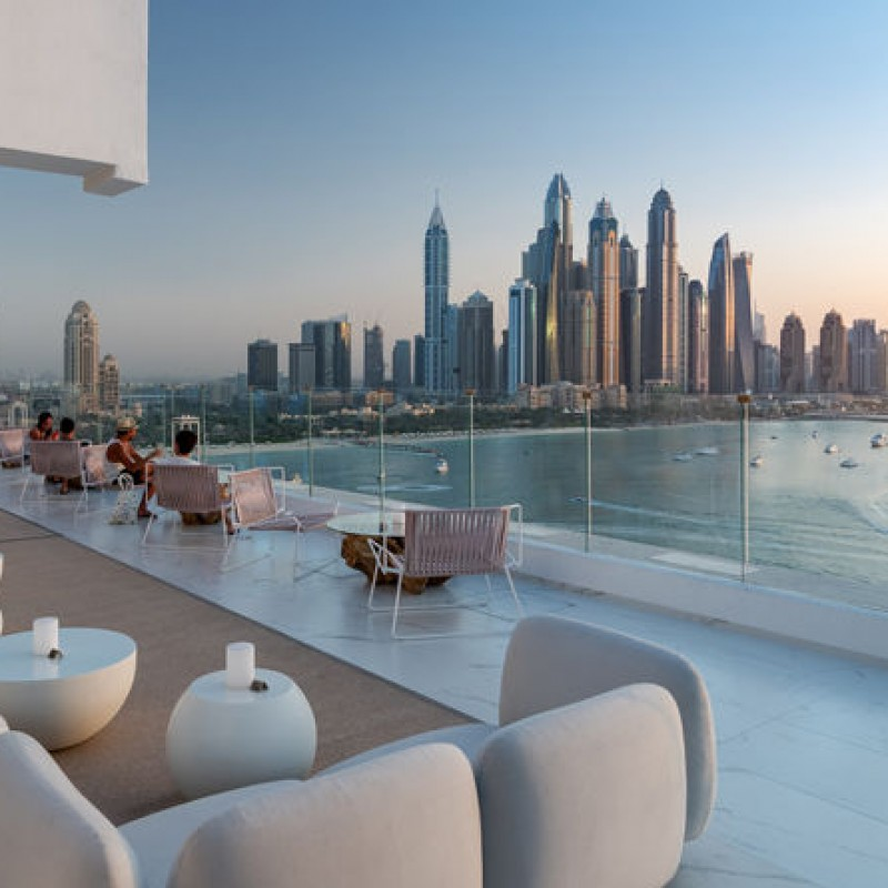 Four Nights at Celeb Hotspot, FIVE Palm Dubai for Two