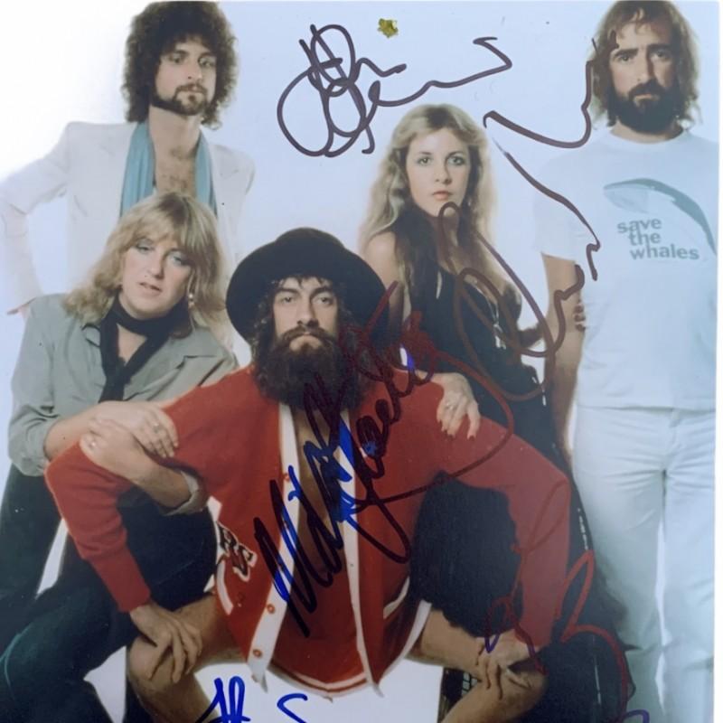 Fleetwood Mac Signed Photograph
