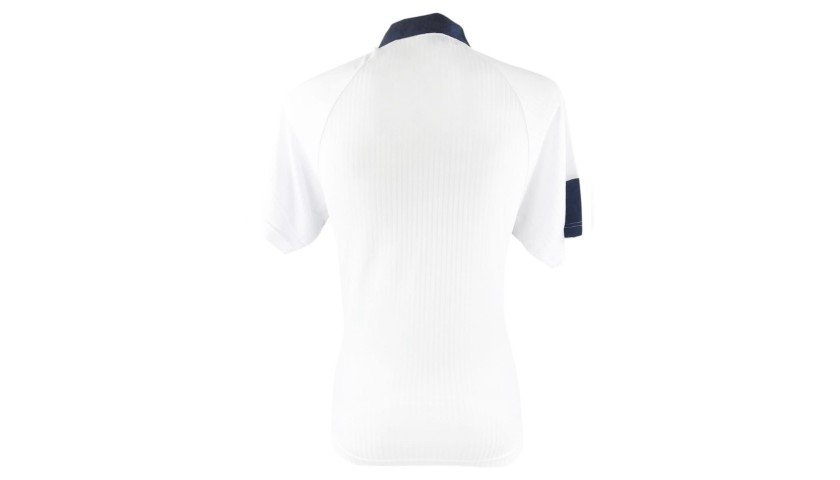 Retro England Signed Shirt, 1998 - Signed by Owen