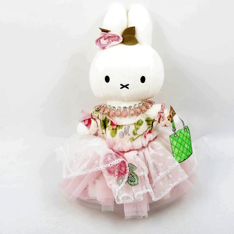 Miffy Wears Monnalisa - Limited Edition