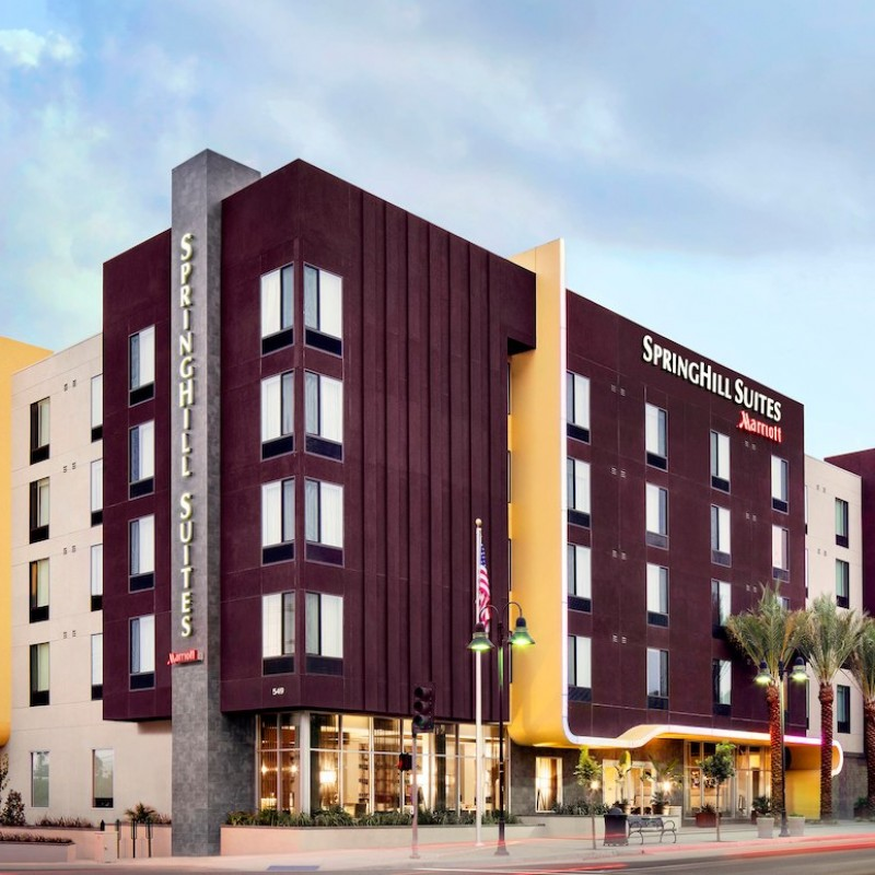 1-Night Stay at the Springhill Suites Burbank Downtown