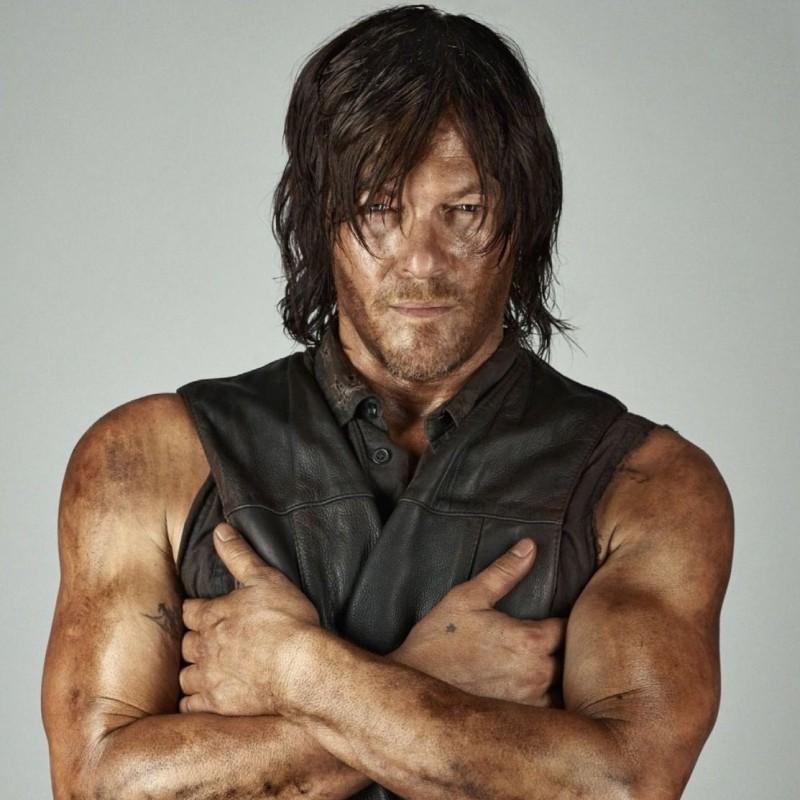 The Walking Dead's Darryl Dixon Bobblehead