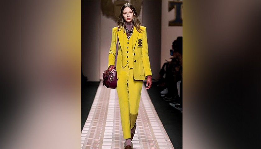 Two Seated Tickets to the Trussardi S/S 2018 Fashion Show in Milan