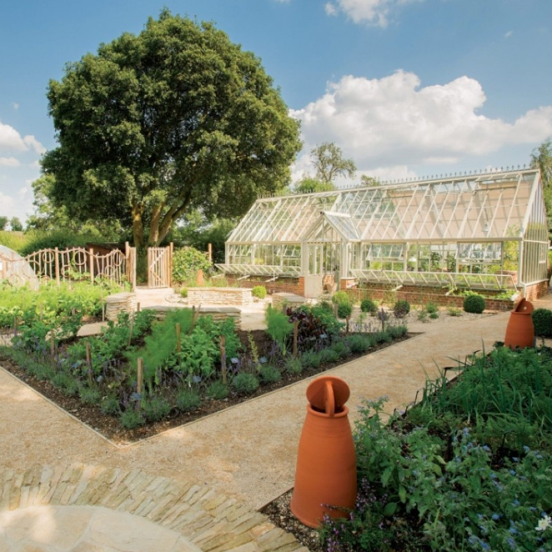 A Day of Discovery for Two at Raymond Blanc's Gardening School