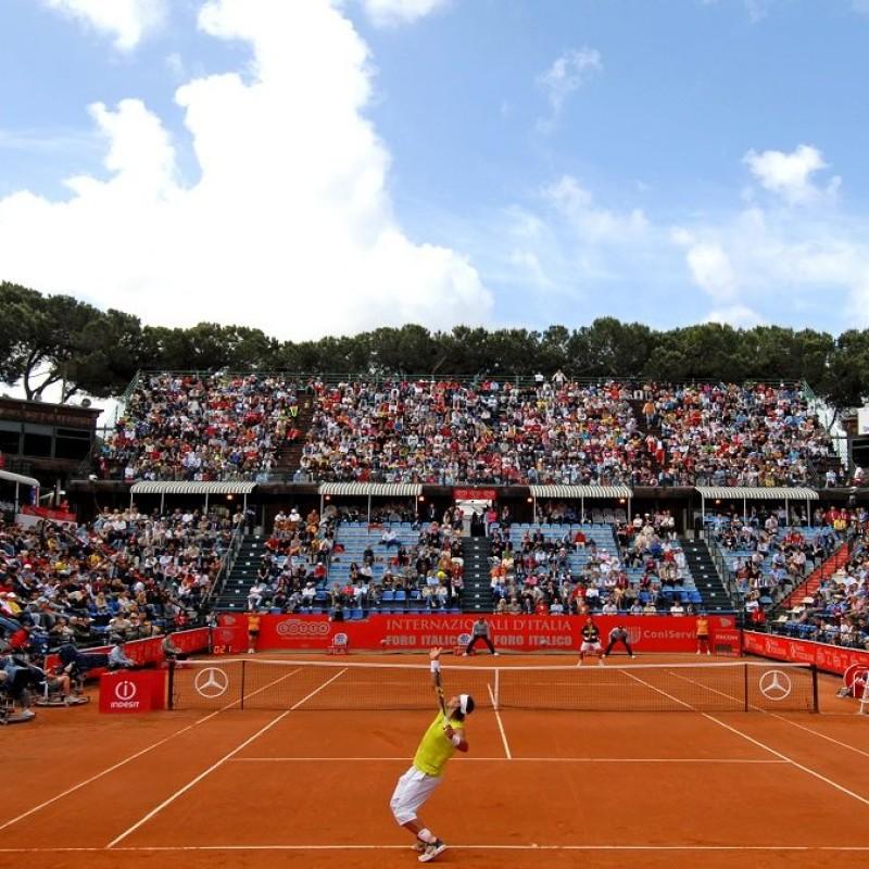 d853b6c5695252 Biglietti per gli Internazionali di Tennis + Hospitality 13 05 19