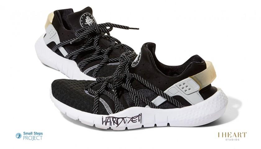 Hardwell DJ Signed Shoes