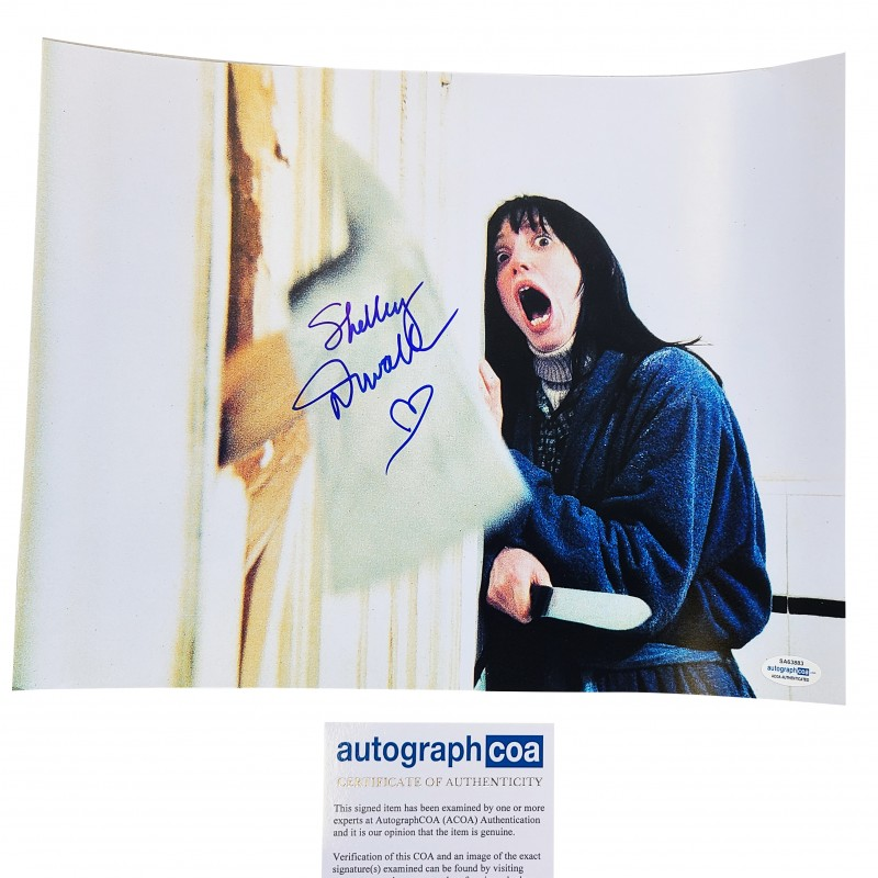 """Shelly Duvall """"The Shining"""" Signed Photograph"""