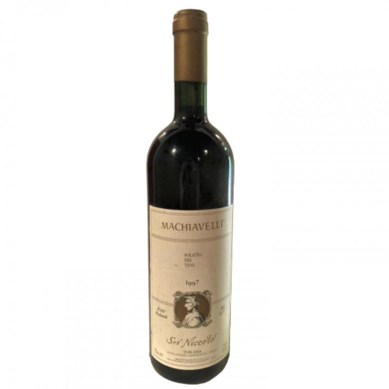 Bottle of Ser Nicolò, 1997 - Machiavelli