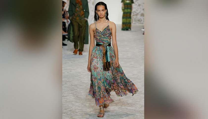 Two Tickets to See the Etro Women's 2019 Spring/Summer Fashion Show