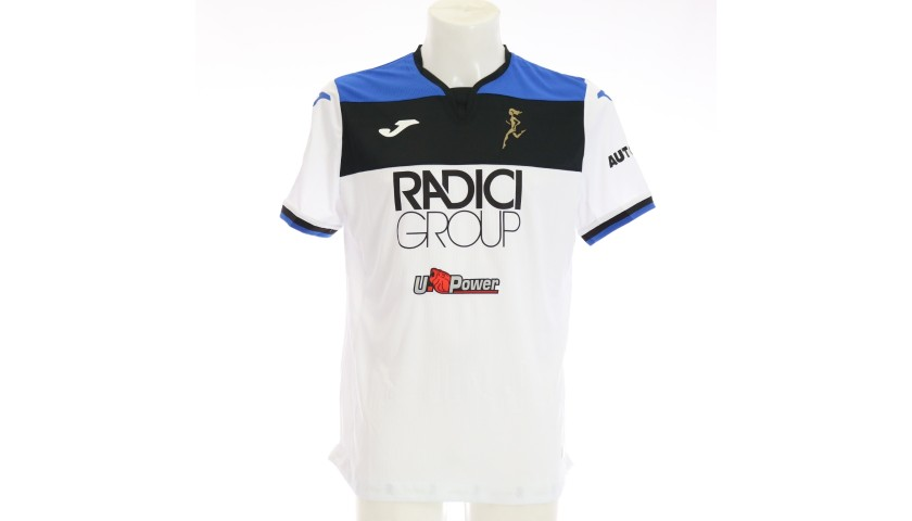 Bellanova's Match-Issued Shirt, Hellas Verona-Atalanta 2020