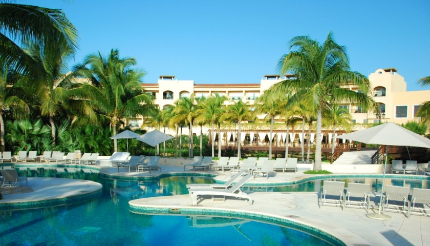 4-Night stay in the Mayan Riviera at Hacienda Tres Rios