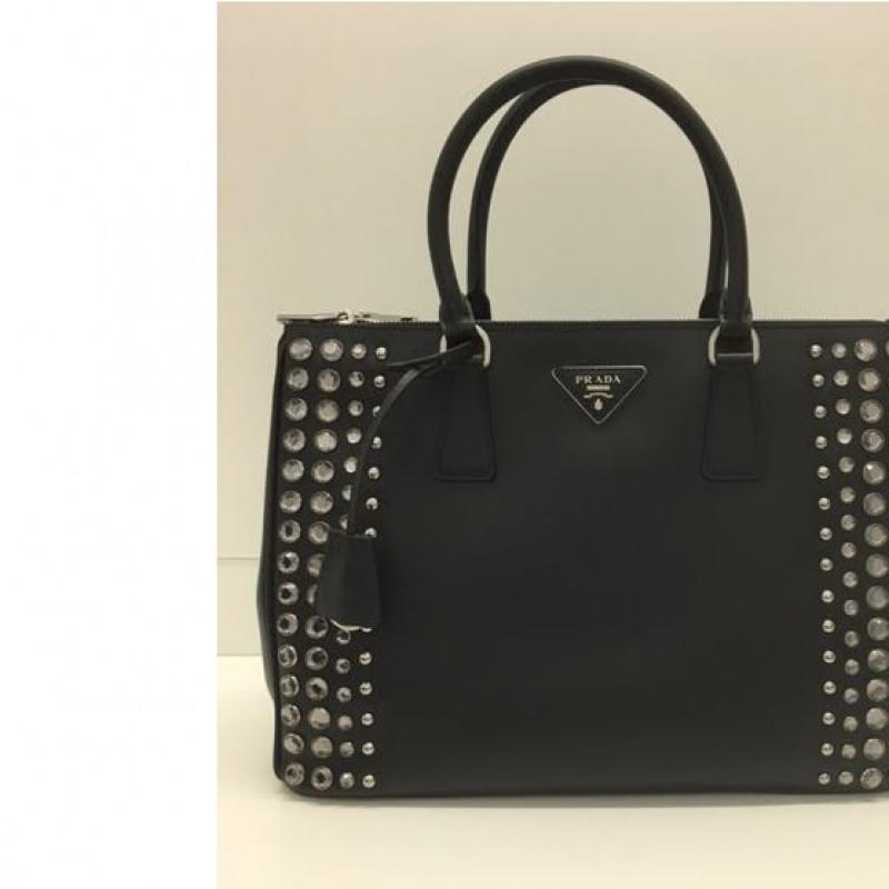 Exclusive Prada Galleria bag in leather Saffiano