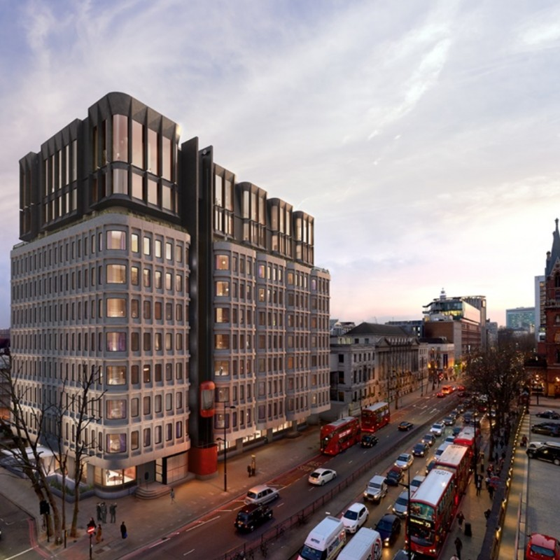 29 - One Night Stay at the Standard Hotel With Breakfast