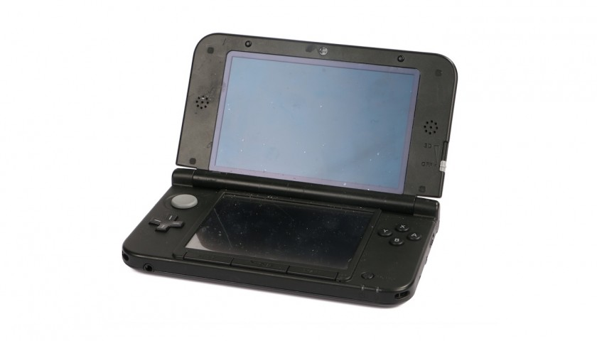 Nintendo 3DS XL Previously Owned/Used by Ed Sheeran