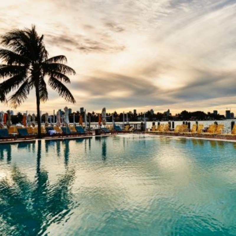 Two-Night Stay at The Standard Spa, Miami Beach