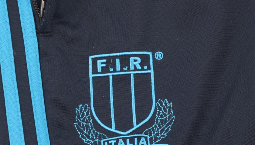 Lorenzo Cittadini FIR K-Way and Joggers