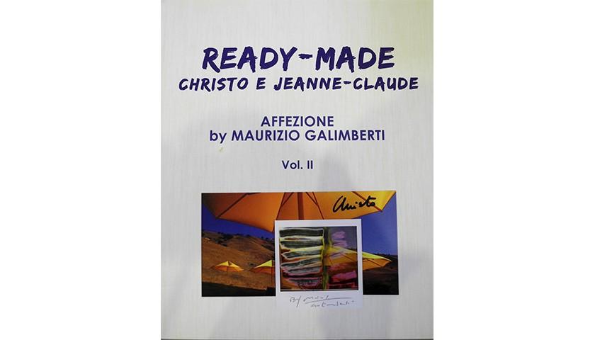 """Christo Ready- Made Affezione n.550"" by Christo and Maurizio Galimberti"