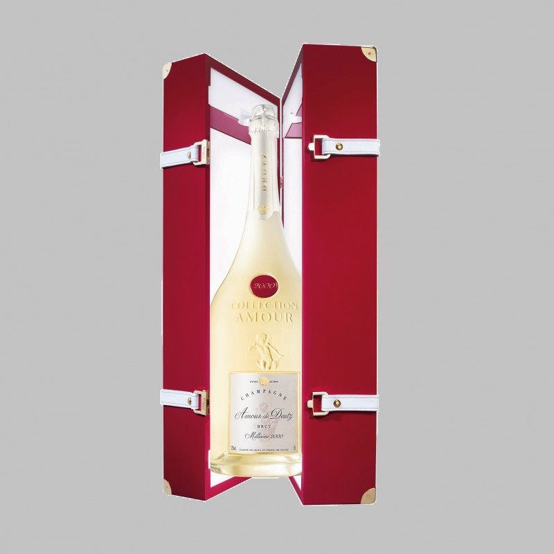 Magnum Mathusalem Champagne, Amour de Deutz Collection