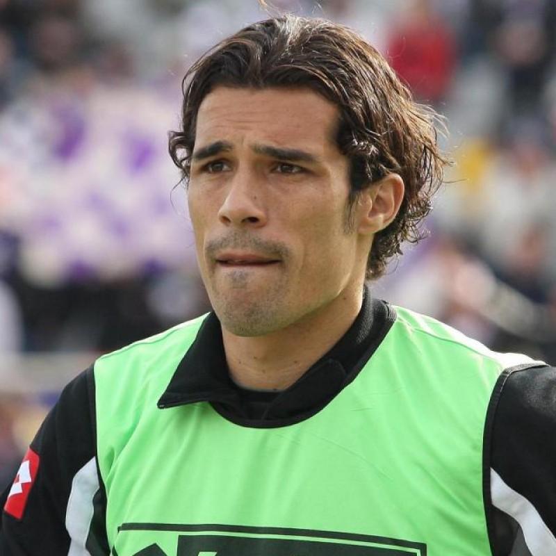 Corradi's Worn Shirt, Udinese-Lazio 2009