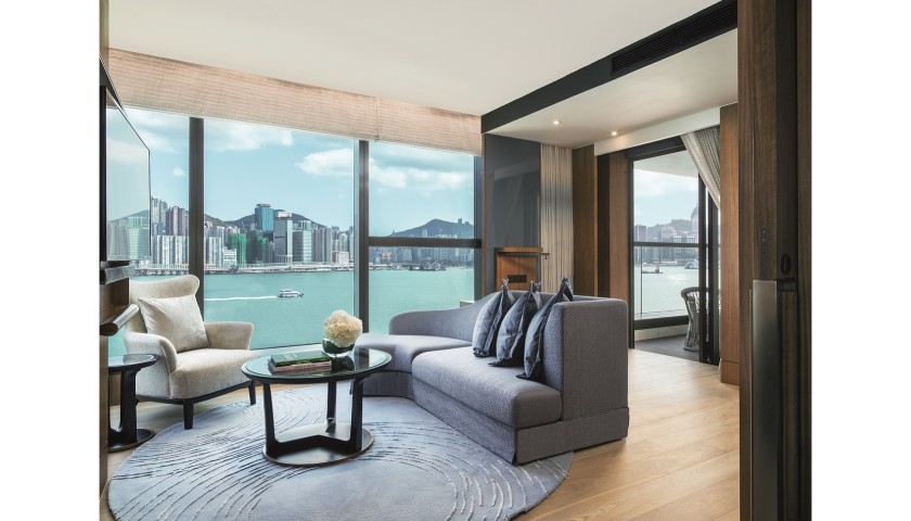 Four Magical Nights at the Kerry Hotel in Hong Kong with Airfare