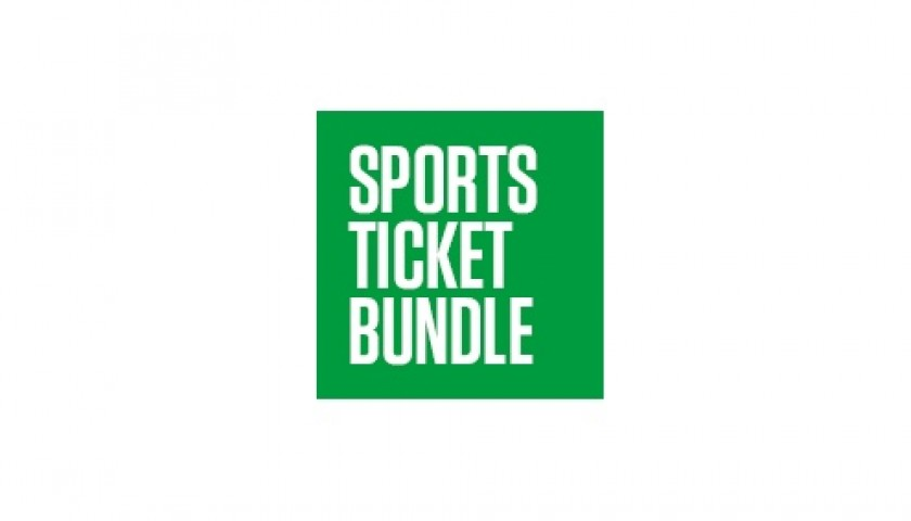 Ultimate Ticket Bundle for Rugby, Golf, and Darts Sports Fans