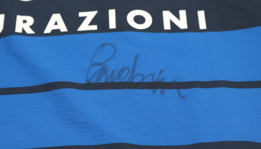 Pasquali's Special FIR Worn Shirt - Signed by the Players