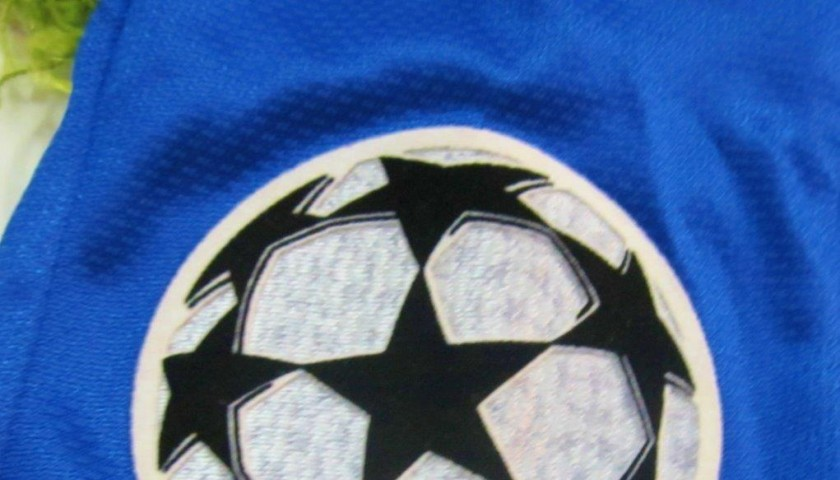 Terry match worn shirt, Juventus-Chelsea swapped with Chiellini