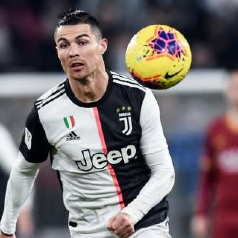 Official Serie A 2019/20 Football - Signed by Juventus